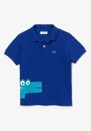 Polo - bleu