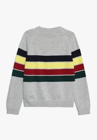 Lacoste - Sweter - argent chine/multicolor - 1