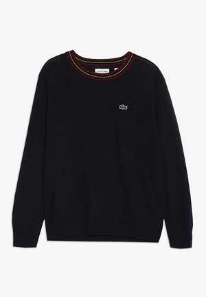 JUMPER - Sweter - navy blue