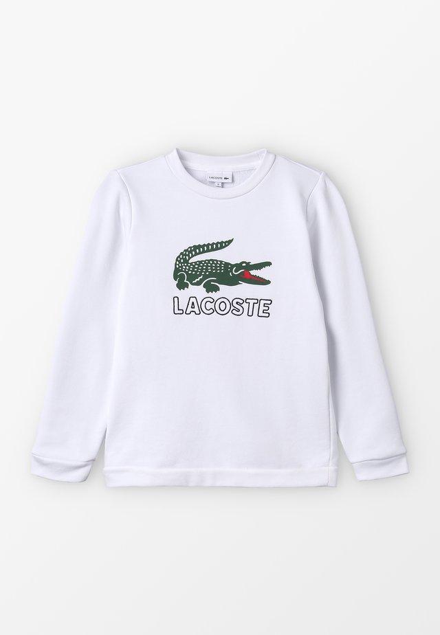 BOY LOGO - Sweatshirts - blanc