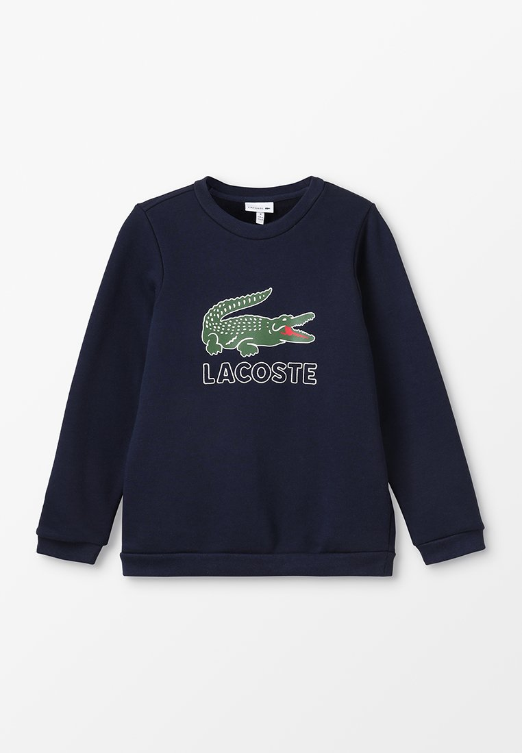 Lacoste - BOY LOGO - Sweater - marine