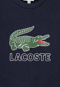 Lacoste - BOY LOGO - Sweater - marine - 4