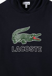 Lacoste - BOY LOGO HOODIE - Mikina skapucí - marine - 3