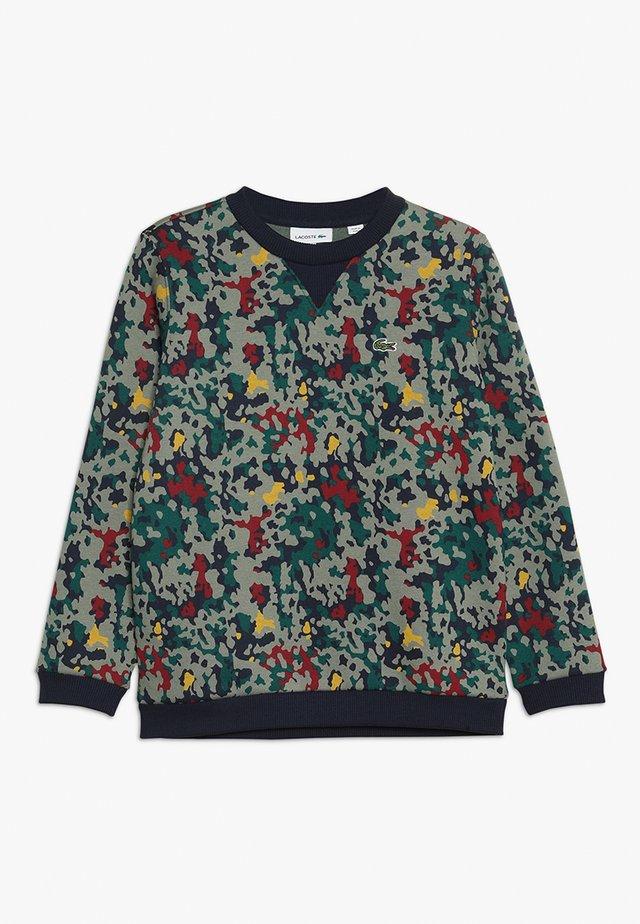 Sweatshirts - sergeant/multicolor