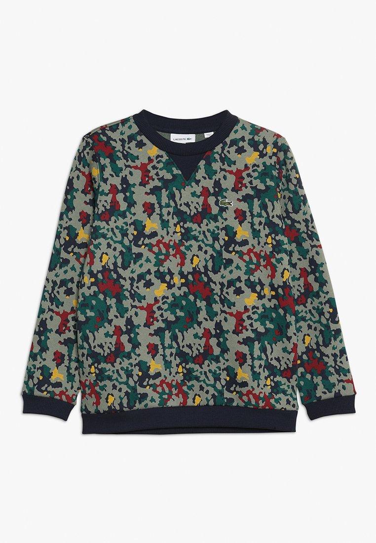 Lacoste - Sweater - sergeant/multicolor