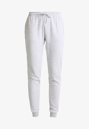 LOESCHLISTE - WOMEN TENNIS TROUSERS - Pantalon de survêtement - silver chine