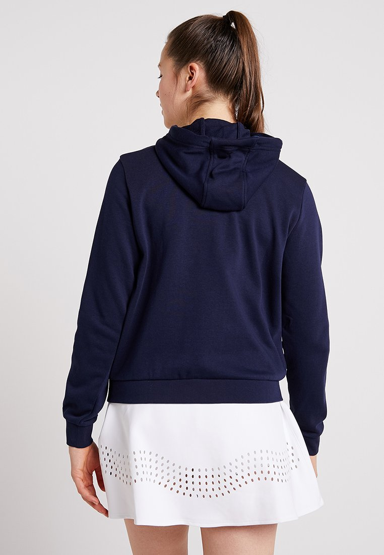 En Navy Lacoste Zippée TennisVeste Blue Women Sweat Sport neottia nw80vNOm
