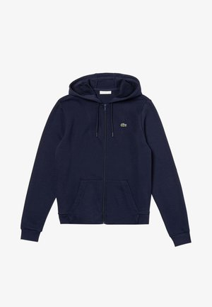 WOMEN TENNIS - veste en sweat zippée - navy blue