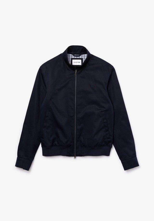 BH5314 - Outdoor jacket - bleu marine