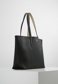 Lacoste - NF2142AA     REVERSIBLE - Shopping bag - black warm sand - 3