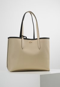 Lacoste - NF2142AA     REVERSIBLE - Shopping bag - black warm sand - 6