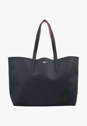 REVERSIBLE  - Tote bag - ebony orchid
