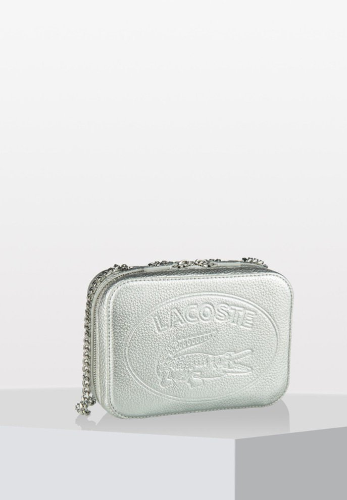CrossoverSac Bandoulière Silver Lacoste Silver CrossoverSac Bandoulière Lacoste Bandoulière CrossoverSac Lacoste WEHI9D2