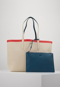 Lacoste - NF2994AS - Tote bag - fog legion blue - 5