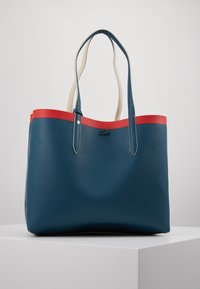 Lacoste - NF2994AS - Tote bag - fog legion blue - 4