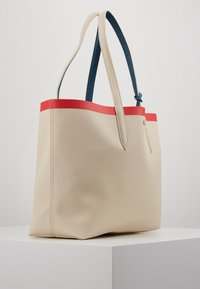 Lacoste - NF2994AS - Tote bag - fog legion blue