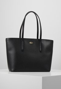 Lacoste - FEMME PREMIUM  - Shopping Bag - noir - 0