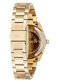 Lacoste - PARISIENNE - Hodinky - gold-coloured - 2