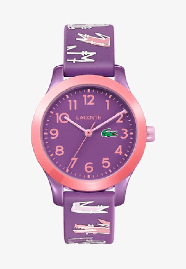 Horloge - lila