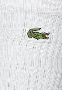 Lacoste - 3 PACK - Calcetines - argent chine/black - 3