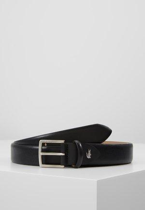 PLAIN BELT - Formální pásek - black