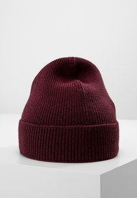 Lacoste - Bonnet - bordeaux - 2