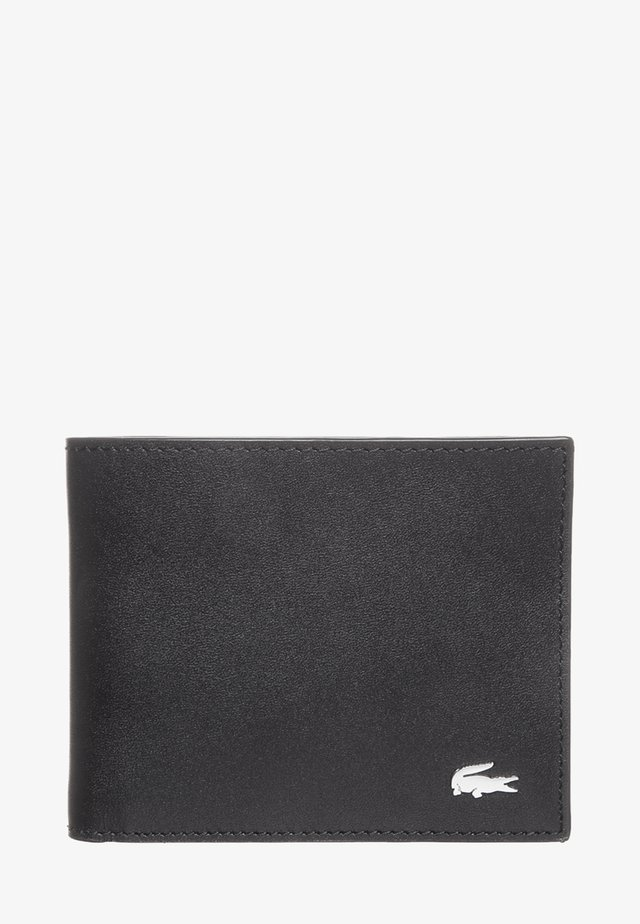 SMALL BILLFOLD - Portemonnee - black