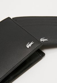 Lacoste - BILLFOLD COIN BOX SET - Wallet - black - 7