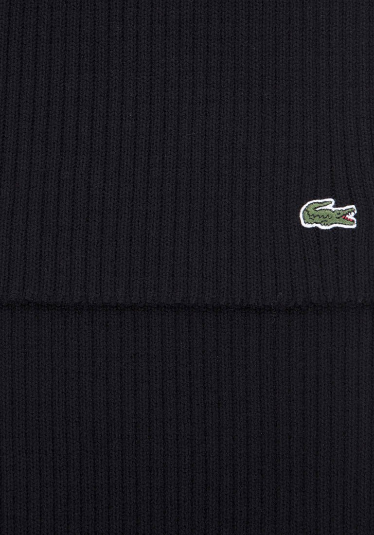 Black Lacoste Écharpe Black Lacoste Écharpe Lacoste Owkn0P