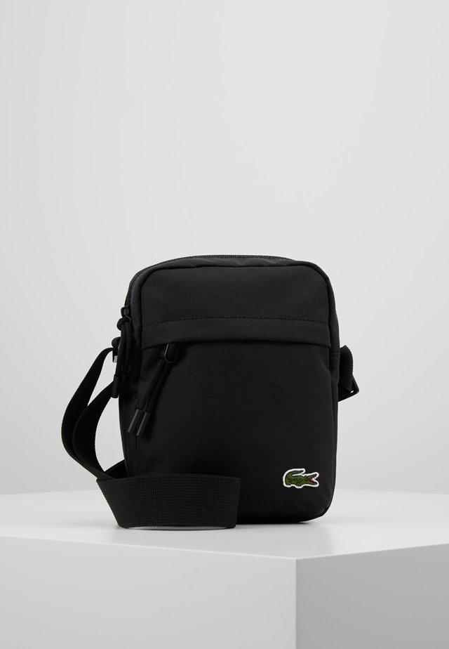 VERTICAL CAMERA BAG - Umhängetasche - black