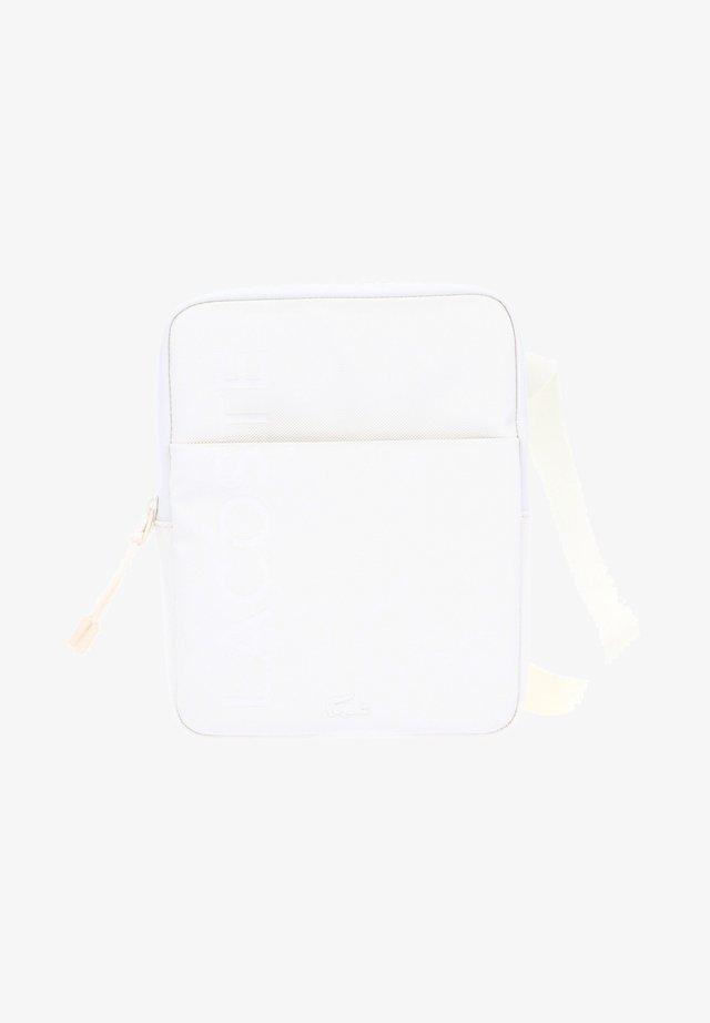 Across body bag - marshmallow
