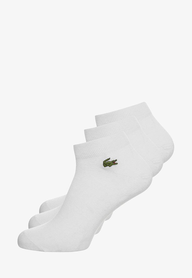 Lacoste - 3 PACK - Socks - blanc