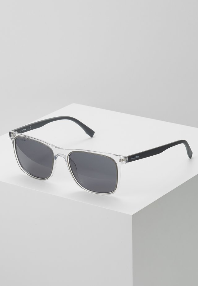 Okulary przeciwsłoneczne - crystal/grey