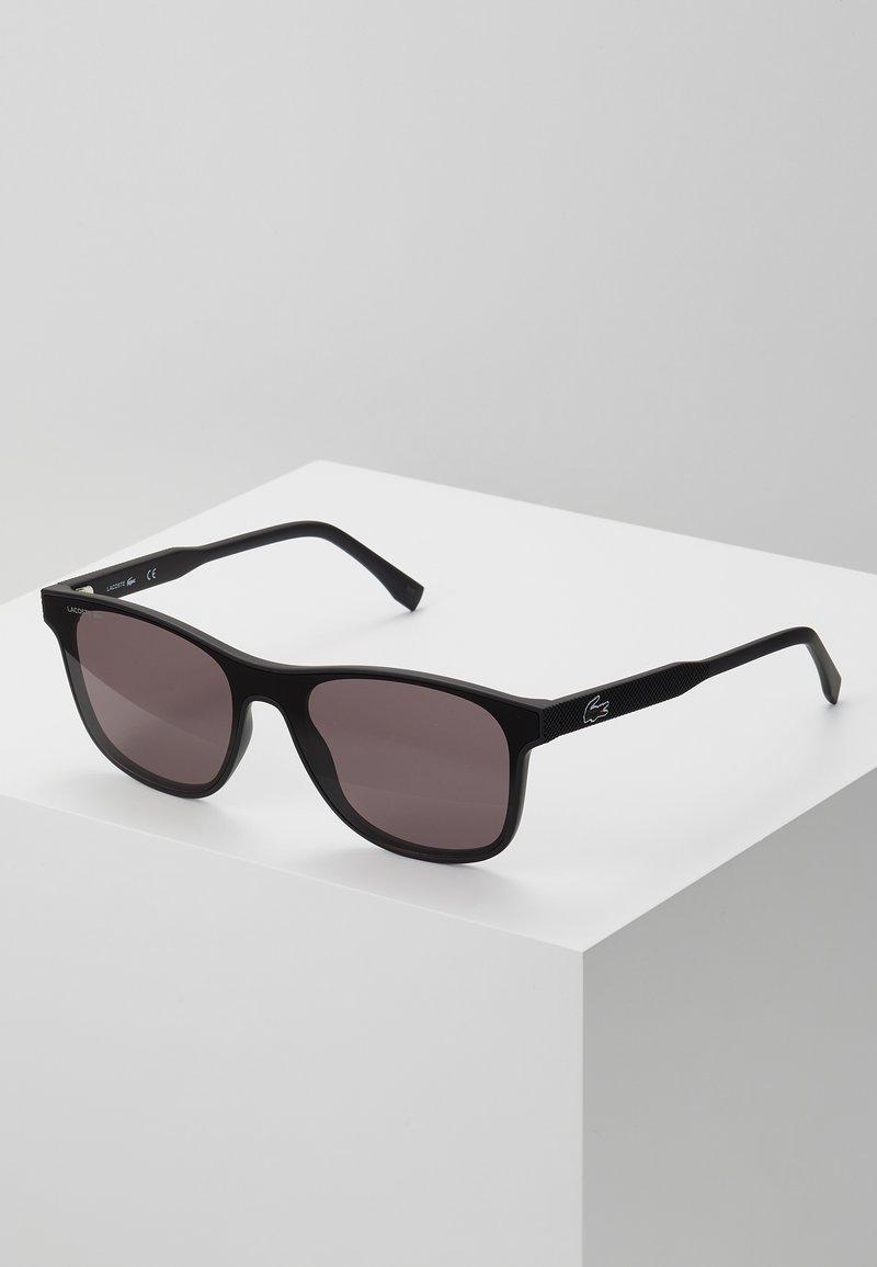 Lacoste - Sunglasses - matte black
