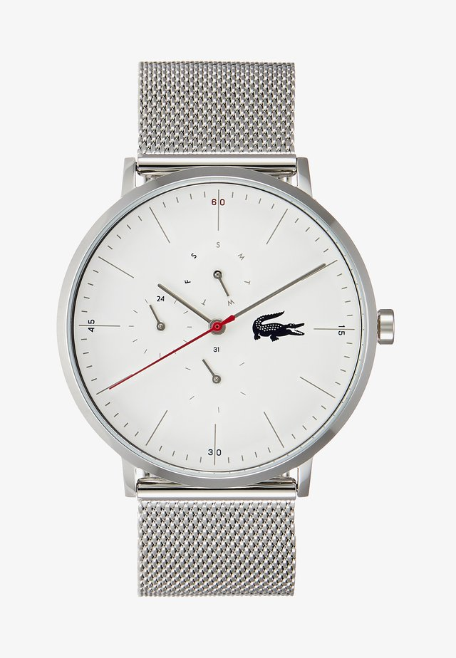 MOON - Horloge - silver-coloured