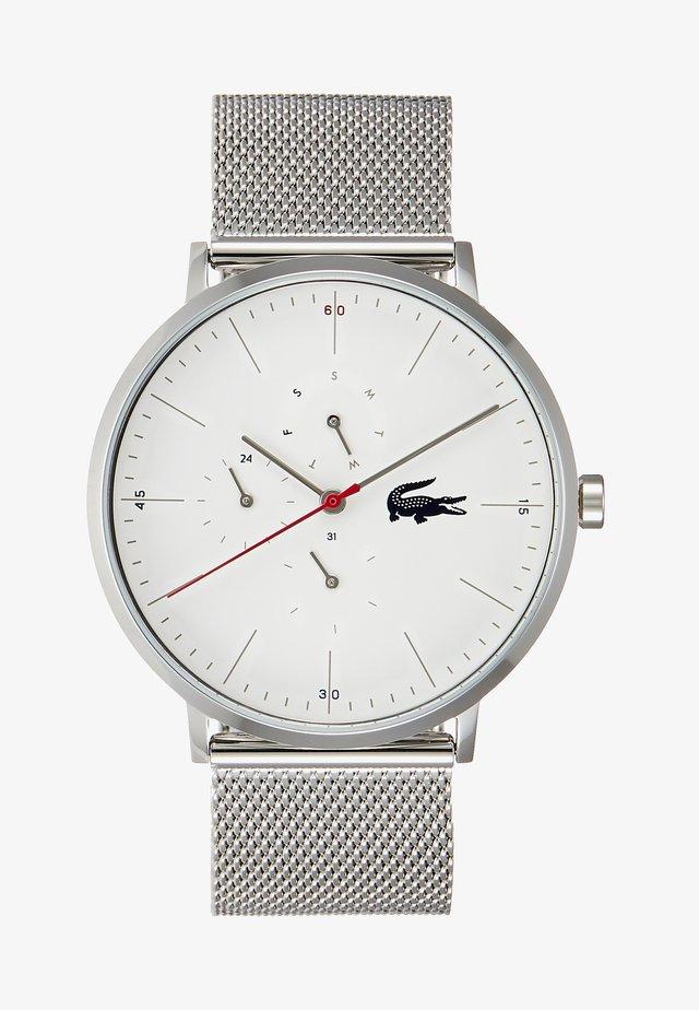 MOON - Reloj - silver-coloured