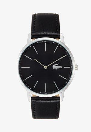 MOON - Watch - black