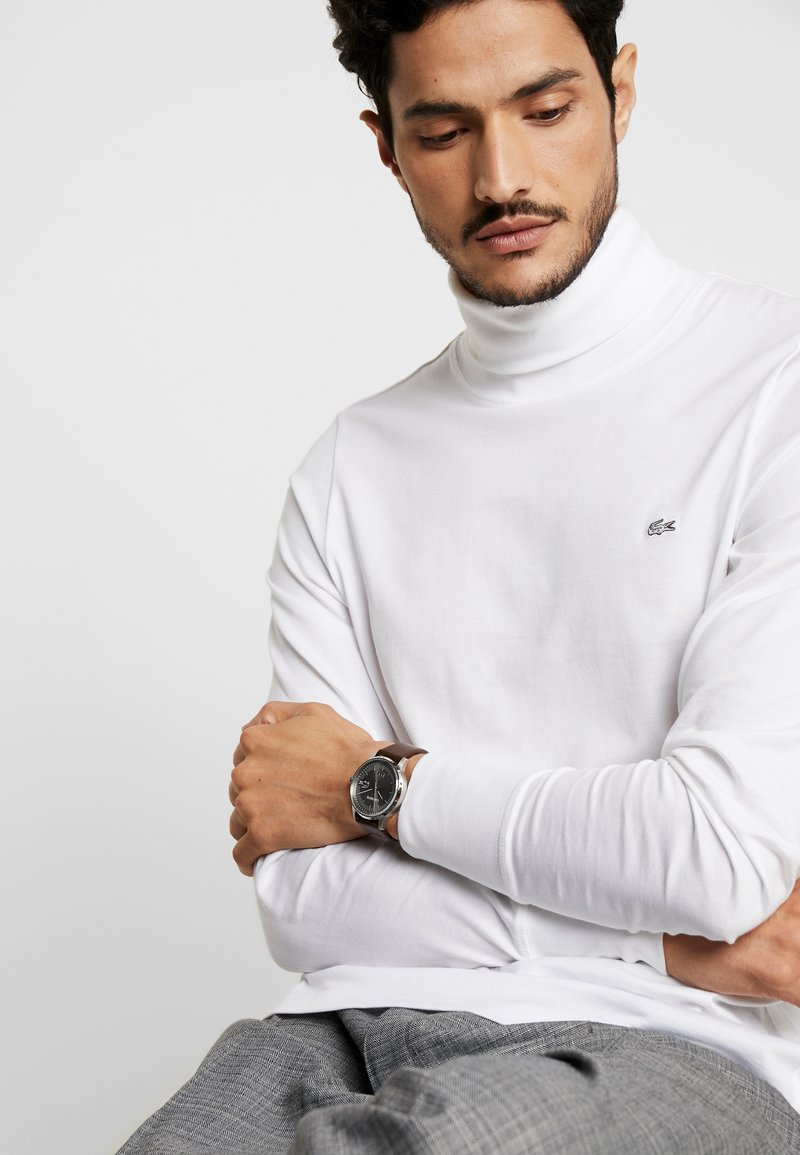 Lacoste - WATCH - Montre - silver/brown