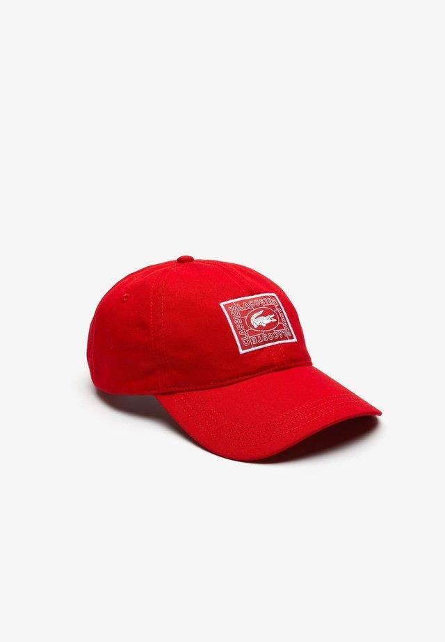 Cap - rot
