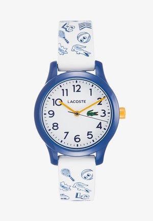 Uhr - weiß