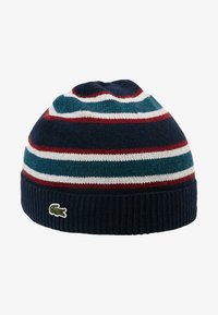 Lacoste - Muts - navy blue - 1