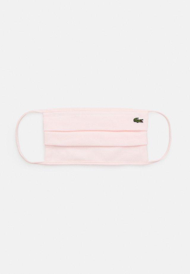 UNISEX - Stoffen mondkapje - light pink