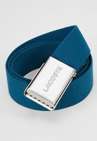 Lacoste - RC2012 - Belt - legion blue - 4