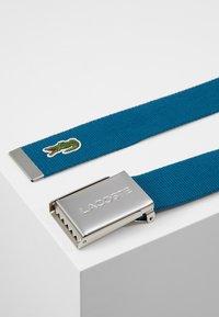 Lacoste - RC2012 - Belt - legion blue - 3