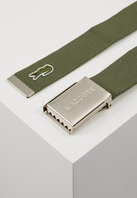 Lacoste - RC2012 - Belt - thyme - 3