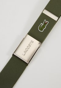 Lacoste - RC2012 - Belt - thyme - 2