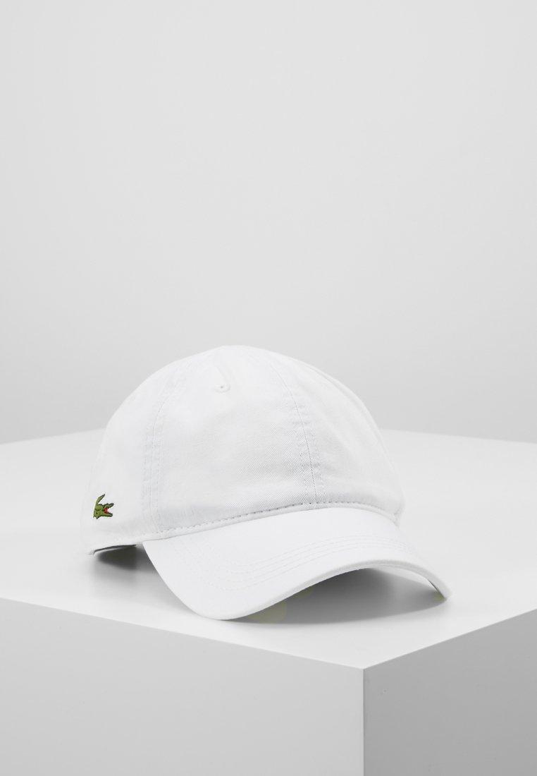 Lacoste - Cap - white