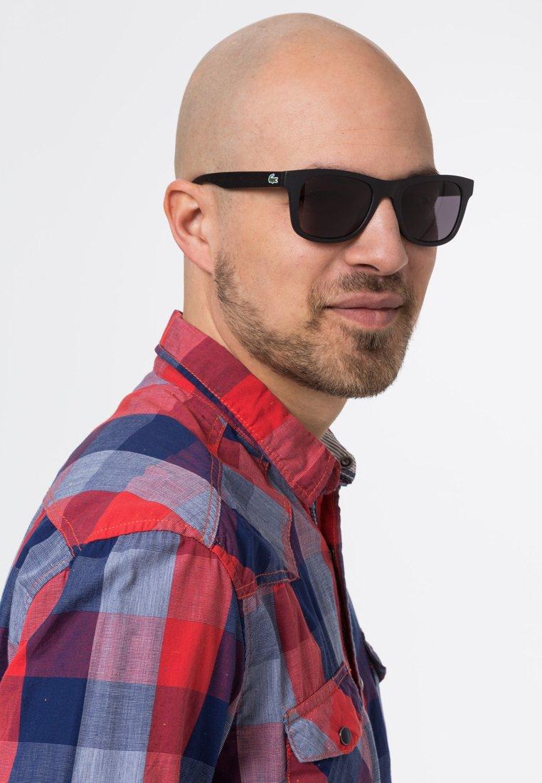 Lacoste - Sluneční brýle - matt black