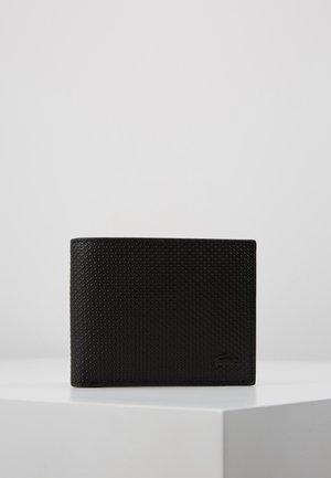 BILLFOLD SLOT - Portefeuille - black