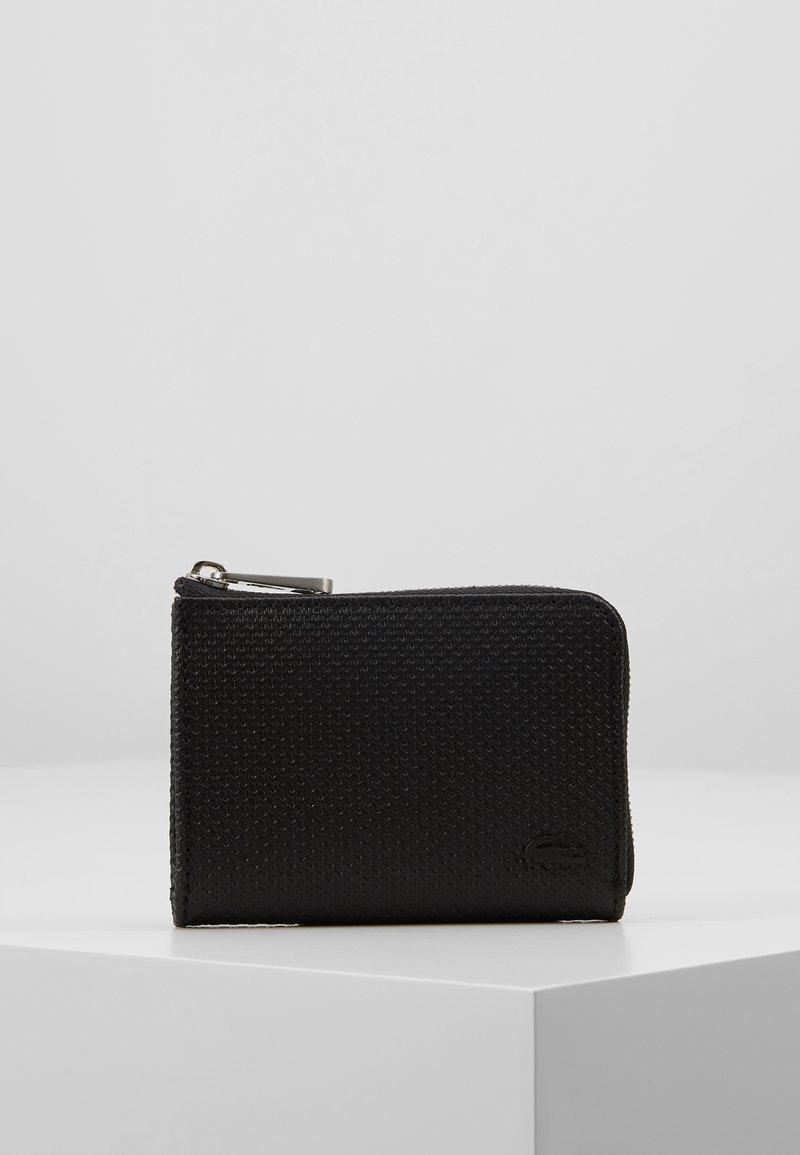 Lacoste - ZIP AROUND - Portfel - black